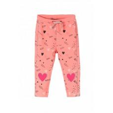 Трикотажные брюки для девочки